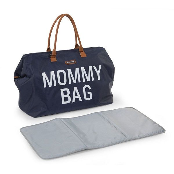Bolso cambiador Mommy Bag Childhome - Navy