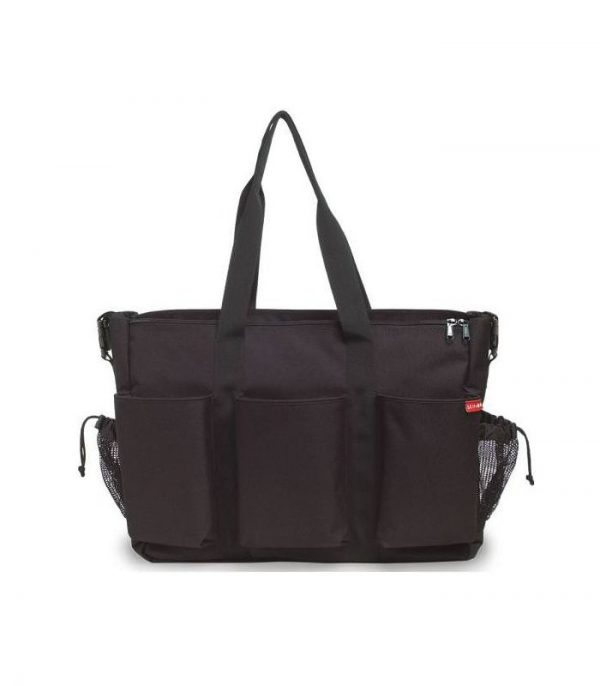 Bolso Skiphop Double - Black