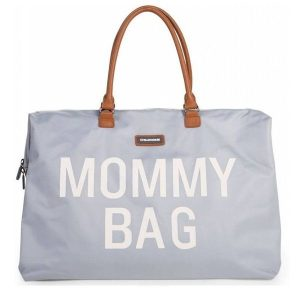 Bolso cambiador Mommy Bag Childhome - Gris