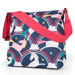 Bolso cambiador Cosatto Supa Magic Unicorns