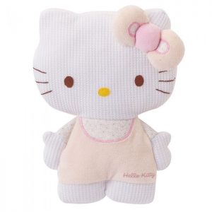 Peluche Hello Kitty bebé 22 Cm