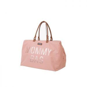 Bolso cambiador Mommy Bag Childhome - Off White